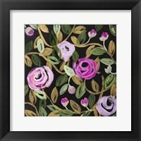 Framed Dainty Blooms