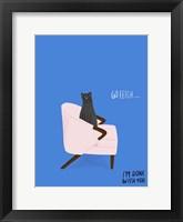 Framed Mod Cats II