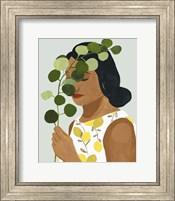 Framed Botany Portrait II