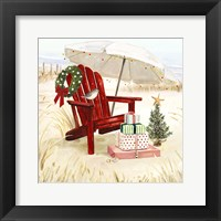 Framed Christmas Coast II