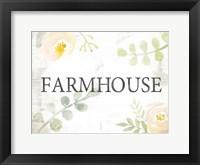 Framed Farmhouse Sayings I