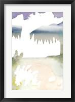 Framed Cross Country Abstraction V
