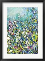 Framed Joy in the Garden II