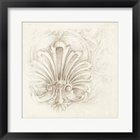 Framed Architectural Accent I