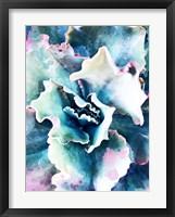 Framed Pastel Succulent Beauty I