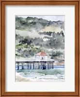 Framed Palos Verdes I