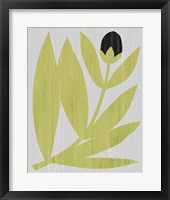 Framed Flower Cutting II