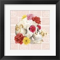 Framed Fiesta de la Vida Muertos I