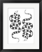Framed Epidaurus Snake II