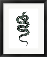 Framed Epidaurus Snake V