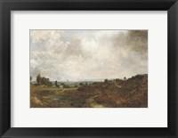 Framed Hampstead Heath