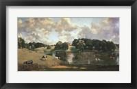 Framed Wivenhoe Park, Essex