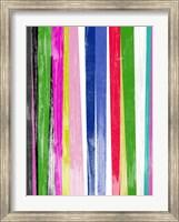 Framed Vertical Bands II
