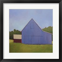 Framed Primary Barns I