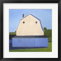 Framed Primary Barns II