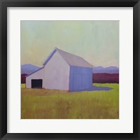 Framed Primary Barns IV