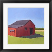 Framed Primary Barns V