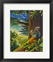 Framed Bambi 4