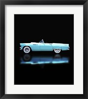 Framed 56 convertible and reflection