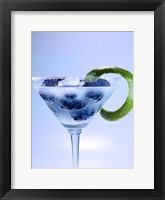 Framed Berries And Gin 1