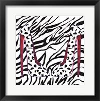 Framed Spots  Stripes