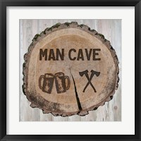 Framed Man Cave