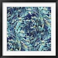 Framed Winter Rose