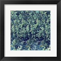 Framed Green Leaves
