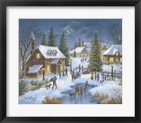 Framed Holiday Celebration
