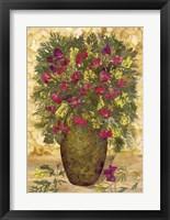 Framed Bouquet In Vase 5