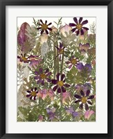 Framed Flower Fantasy 7
