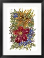 Framed Flower Fantasy 8
