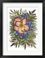 Framed Flower Fantasy 9