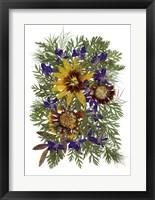 Framed Flower Fantasy 10