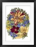 Framed Flower Fantasy 11