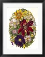 Framed Dried Flowers 20