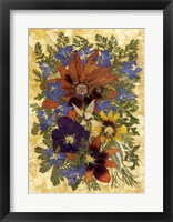 Framed Dried Flowers 21