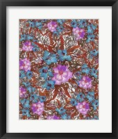 Framed Dried Flowers 29