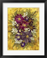 Framed Dried Flowers 36