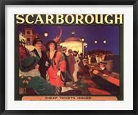 Framed Scarborough