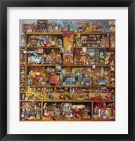 Framed Toys Tale