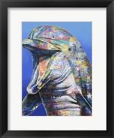 Framed Dolphin