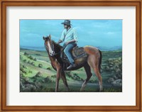 Framed Stockman