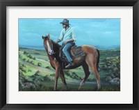 Framed Stockman