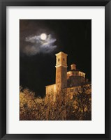 Framed La Luna a Cherasco