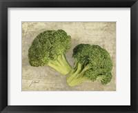 Framed Broccoletti