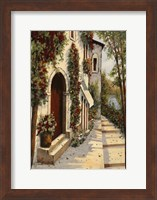 Framed Rubino 1