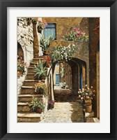 Framed Gradini In Cortile