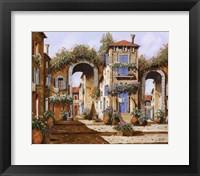 Framed Arcate Nel Borgo