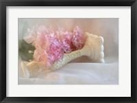 Framed Romantic Flowers